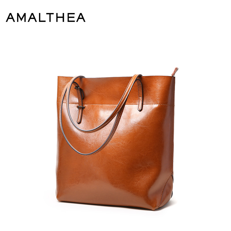 цена на AMALTHEA Brand Crossbody Bags For Women Handbag Ladies Bags Handbags Women Famous Brands Hand Woman Shoulder Bag Large AMAS057