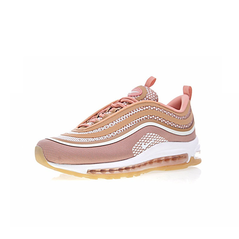 fdf9acc819e9f Original Authentic Nike Air Max 97 Ultra 17 Womens Running Shoes  Comfortable Breathable Sneakers Sport Outdoor 917704 600-in Running Shoes  from Sports ...