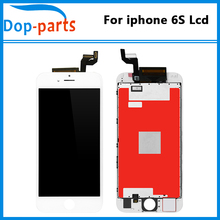100Pcs Factory Price For iPhone 6s LCD Display Touch Screen Assembly Digitizer Glass lcd Replacement Parts DHL Shipping