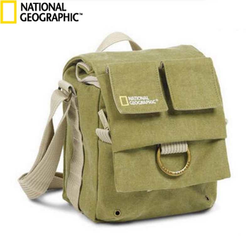 National Geographic NG 2344 Camera Bag Soft Messenger Bags Carry Bag For Nikon Canon Sony Action Digital Camera Photography Bag national geographic ng rf 5350 camera bag digital video camera backpacks portable camera protection photography accessories bag
