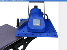 manual swing away heat press Machine for mouse pad heat press machine for tshirts price