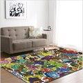 AOVOLL 2019 Европейский стиль ковры для гостиной спальни ковры для детской комнаты противоскользящие и против морщин коврики