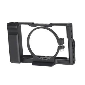 RX100 Camera Cage For SONY RX100 VI (M6) DSLR Camera Case Camera Rig Cold Shoe