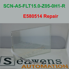 SCN-A5-FLT15.0-Z05-0H1-R E580514 ELO Touch Screen Glass for HMI & Industrial Panel repair~do it yourself,New & Have in stock