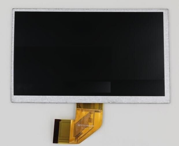 New 7 For TEXET TM-7086 Tablet LCD Display screen panel Matrix Digital Replacement Free Shipping