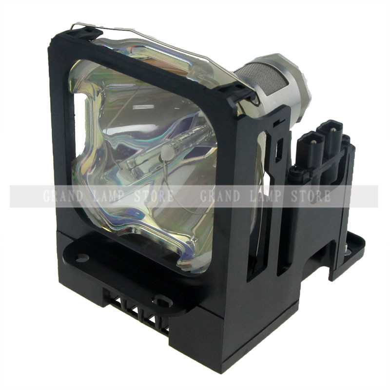 New Wholesaler Replacement lamp VLT-XL5950LP Projector Lamp for XL5950U/XL5980/XL5950 LV5980U with housing Happybate compatible bare bulb lv lp06 4642a001 for canon lv 7525 lv 7525e lv 7535 lv 7535u projector lamp bulb without housing