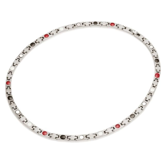 HTB1Sp6FesbpK1RjSZFyq6x qFXaH - Necklace Bracelet Sets for Women Bio Energy  Fashion Magnetic Therapy