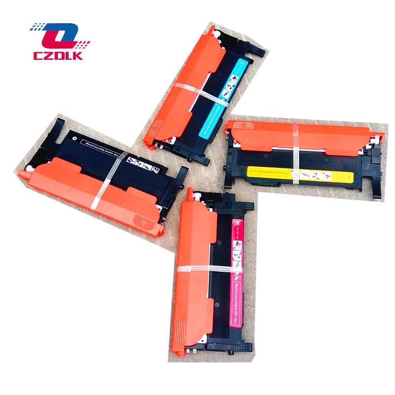 New Compatible CLT-K404S CLT-M404S M404S clt-404s CLTK404S CLT-Y404S 404S toner cartridge for Samsung C430 C430W C433W C480W FW compatible bulk toner refill for samsung clt k504s c504s m504s clt y504s color toner powder kcmy 4kg free shipping