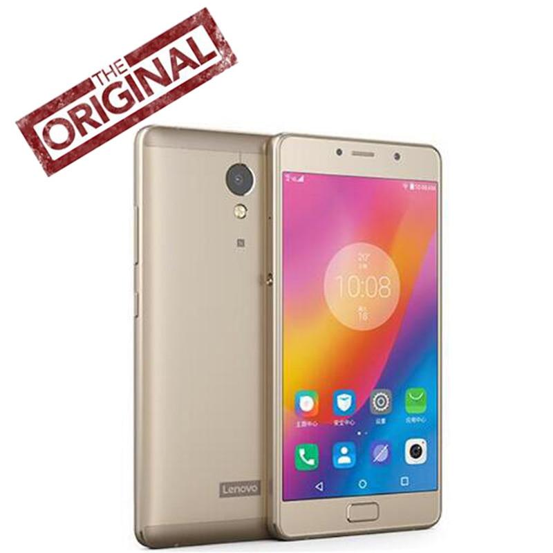 Original New Lenovo Vibe P2 LTE Cell Phone Android 6.0 Octa Core 2.5GHz 5.5inch Supper AMOLED 4G RAM 64G ROM Fingerprint 5100mAh