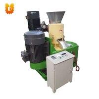 Hot koop automatische houtpellets making machine/wood pellet mill/hout pellet productielijn