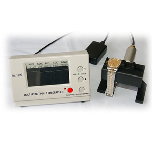 Image 2 - High Quality No.1900 Timegrapher,Multi Function Machine Watch Timing Tester for Machine Watch repairers and watch makers
