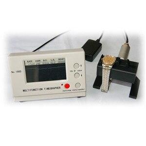 Image 2 - Timegrapher No.1900 de alta calidad, probador de sincronización de reloj de máquina multifunción para reparadores de relojes de máquina y fabricantes de relojes