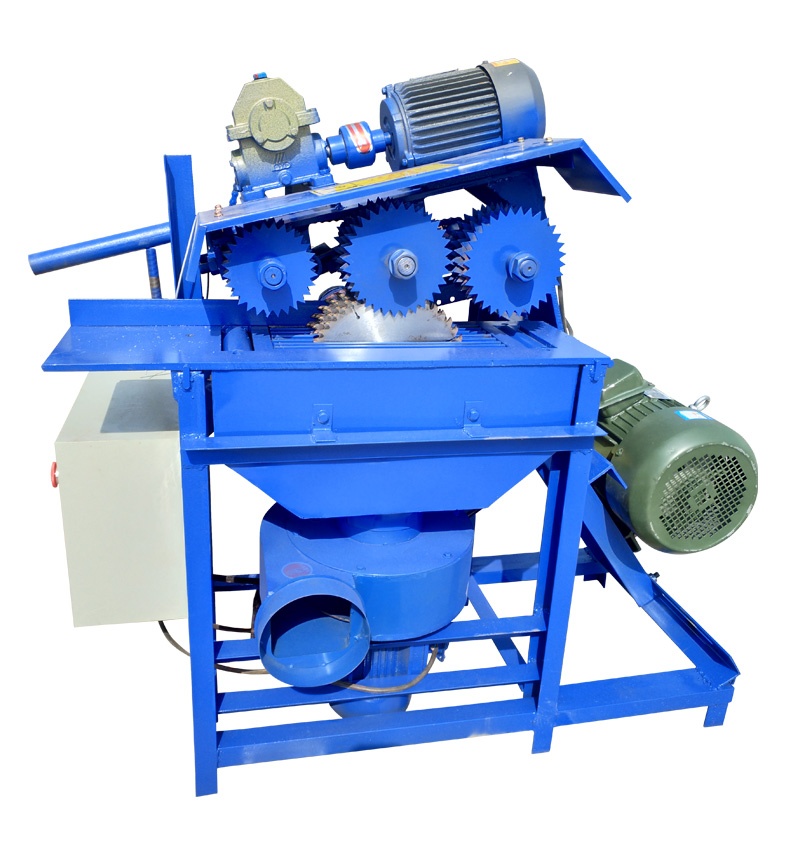 Woodworking Machinery Multi-piece Saw Automatic Square Wood Round Saw Processing Wood Square Machine Automatic Wood Strip