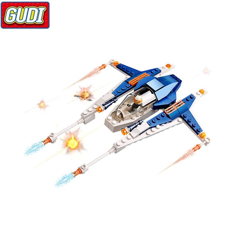 Spaceship Toys For Boys : Building blocks hot toys for boys educational