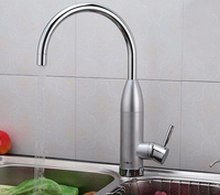 3000W save energy instant tankless electric hot water faucet leakage prevention heating faucet hot water heater tap