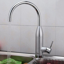 3000W save energy instant tankless electric hot water faucet leakage prevention