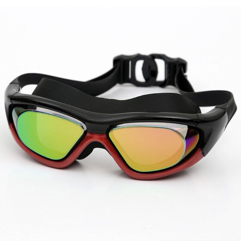 LEMOCHIC Professional waterproof outdoor sports natacion myopia gafas high quality swim pool goggles male beach swimming glasses