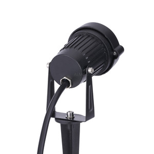 Image 5 - 220V 110V açık LED bahçe çim ışığı 9W peyzaj lambası başak su geçirmez 12V yol ampul sıcak beyaz yeşil nokta ışıkları