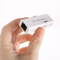 Mini Portable 150Mbps RJ45 Wireless Support 3g 4g USB Modems Connectors WiFi Hotspot Router Adapter Repeater