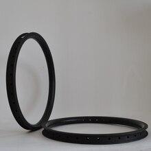 BMX race velg carbon bmx velg 20 inch 32mm breedte 25mm diepte 406 velgen tubeless compatibel