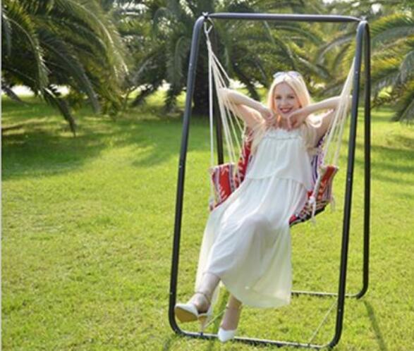 160CM Outdoor Adult Swing Hammock Indoor Hanging Chair