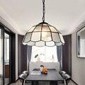 الشمال قلادة صغيرة أضواء بسيطة الرجعية ممرات مصباح اللوبي المنزل الشرفة ضوء الأمريكية البلاد مصباح معلق مصمم لإضاءة المطاعم LU830494-في أضواء قلادة من مصابيح وإضاءات على