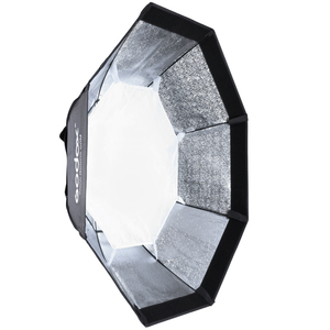 "Image 3 - GODOX สตูดิโอถ่ายภาพ 140 ซม./55 ""Octagon Softbox Bowens Mount Photo กล่องนุ่ม Bowens Softbox พร้อมกระเป๋า"