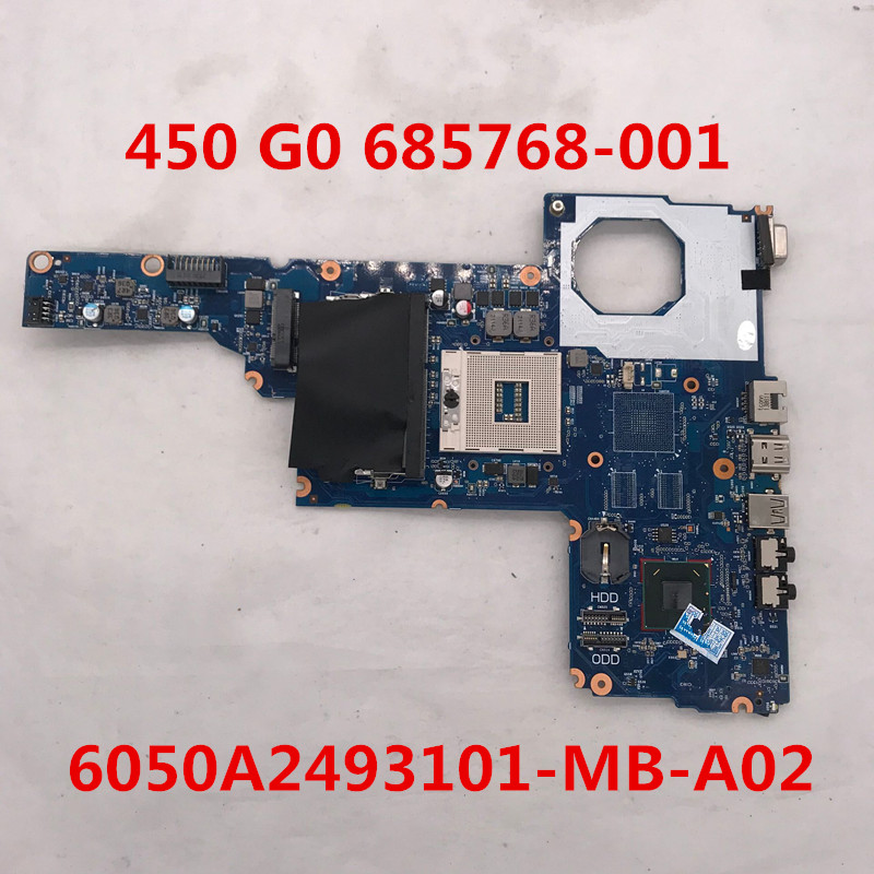 Notebook Pga 989 Intel Ddr3 8gb for 1000 450/G0/Notebook/.. 100%Full-Tested HM76