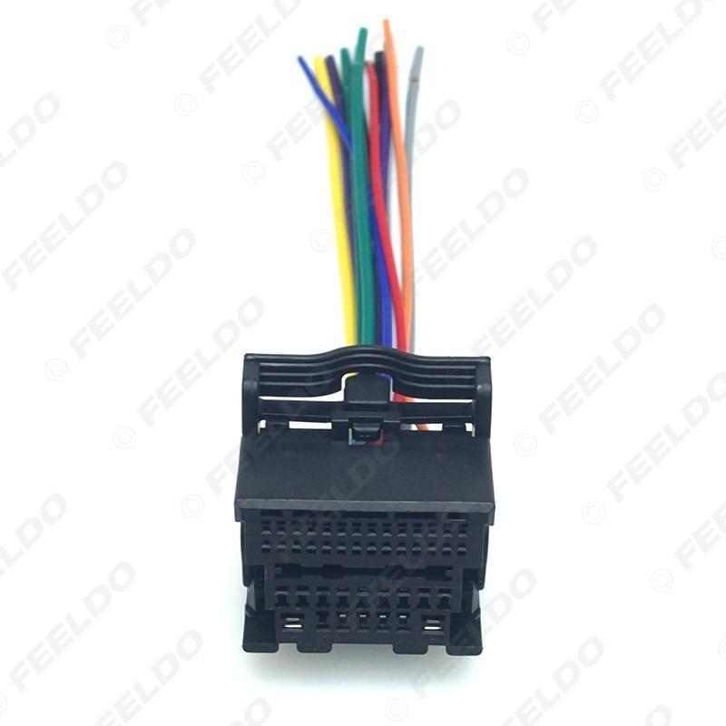 CHEVROLET Radio Adapter ISO Stecker Aveo Captiva Epica Tahoe Kabel Stecker DIN