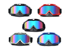 Hot Selling Outdoor Sports Snowmobile Skate Ski Motocross ATV Off-Road Ski Snowboard Windproof Goggles Glasses Eyewear