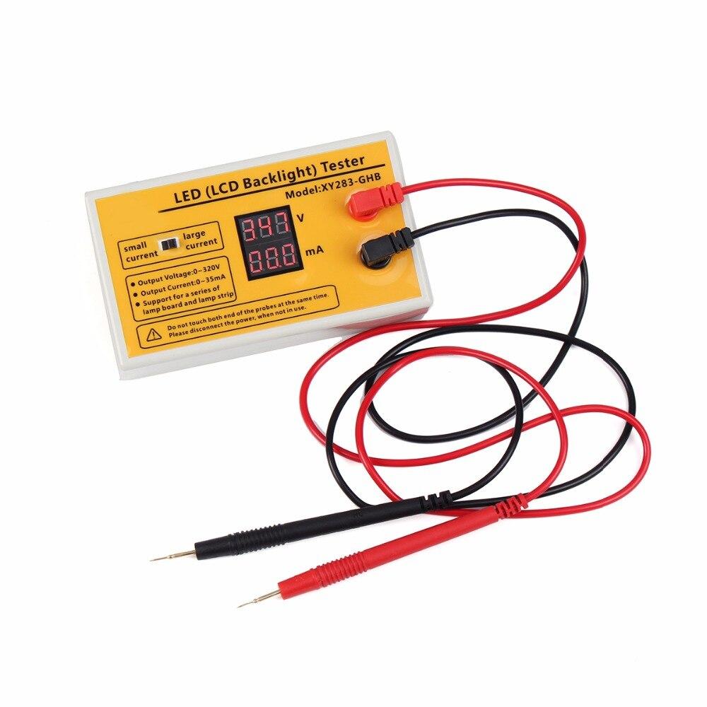 Output 0-320V All Size LED LCD TV Backlight Tester Meter Tool For LED TV Repair
