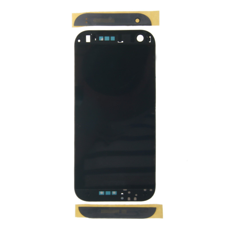 2 Colors LCD Display Touch Screen Digitizer Assembly With Frame For HTC One Mini 2 M8 Mini 10pcs/lot