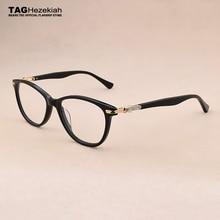 2019 Cat Eye Glasses Frame Women Rhinestone Decoration Styles Optical glasses Computer Glasses womens eyeglass spectacle frames