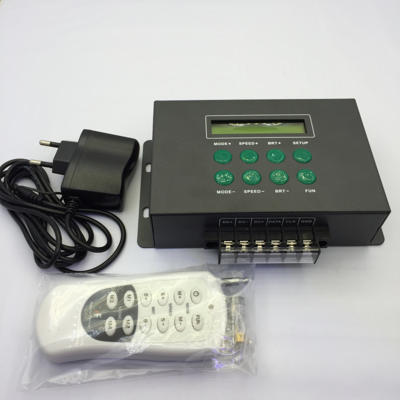 LT 200 LED Digital Controller SPI signal output, super controller with remote control