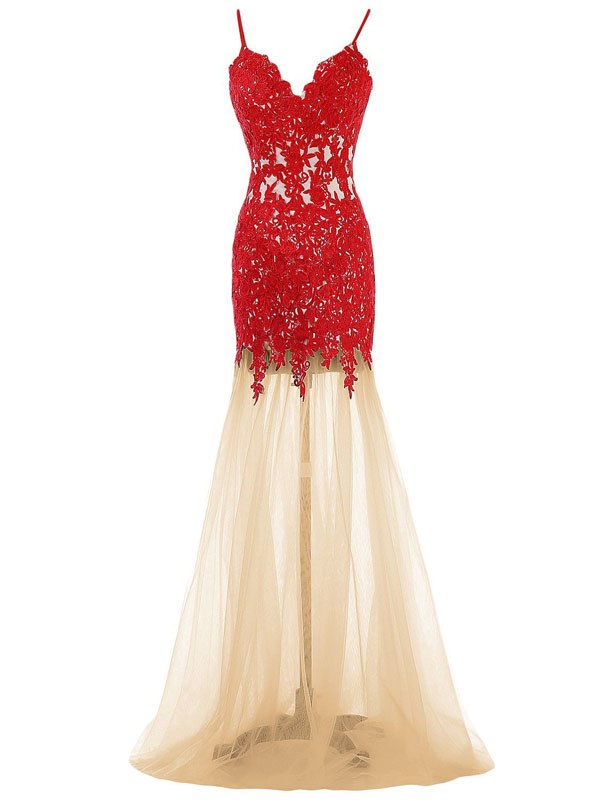 Compare Prices on Red Prom Dresses Size 0- Online Shopping/Buy Low ...