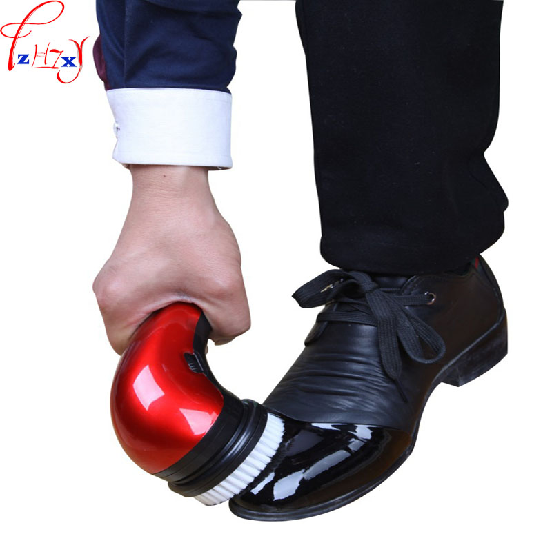 1PC Multi-functional electric shoe polisher AE-710 automatic shoe polisher brush shoes leather machine care dust removal machine1PC Multi-functional electric shoe polisher AE-710 automatic shoe polisher brush shoes leather machine care dust removal machine