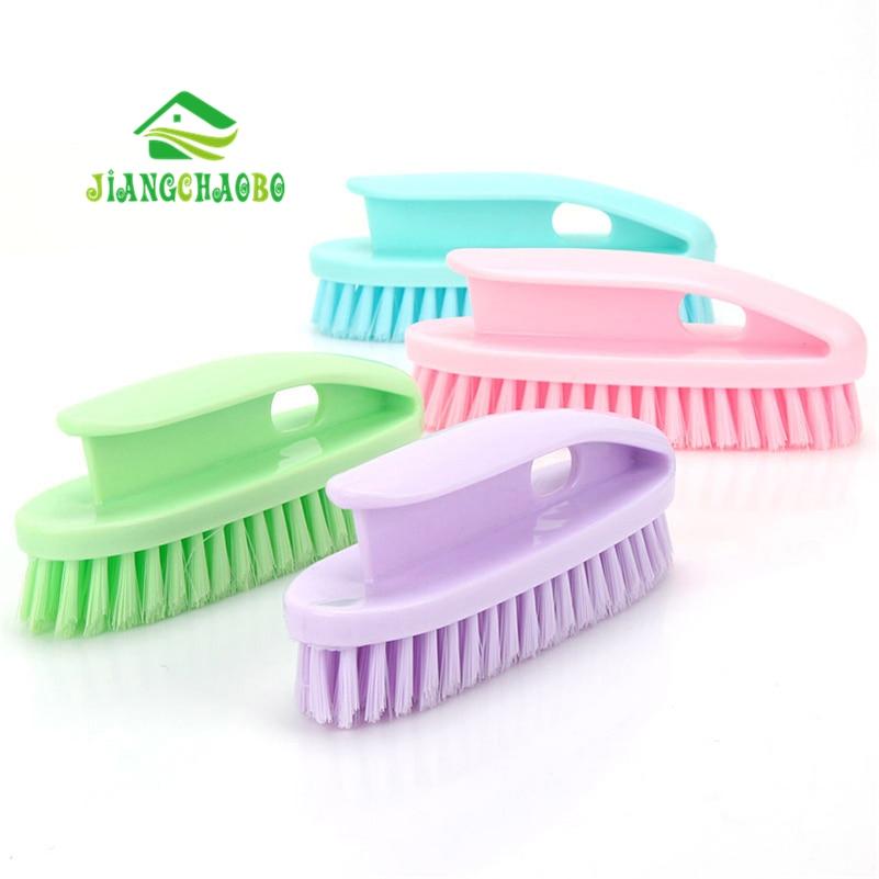 Jiangchaobo Colorful Multi Functional Cleaning Washing Flexible Scrub Brush Hand Held Plastic Soft Hair Bathroom Laundry Brush Scrub Brush Brush Brushbrush Color Aliexpress