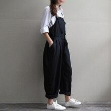 Stylish Loose Maternity Jumpsuit Pants