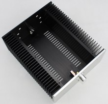 WF1175 Class A Full Aluminum Power Amplifier Chassis DAC Enclosure / Mini AMP Case/ Audio DIY Box 312*262*120mm