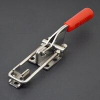 Specil link hasp ящик для инструментов зажим инструмент замок Коробка с зажимом Пряжка быстрый пресс механическое оборудование дверной болт пряжк