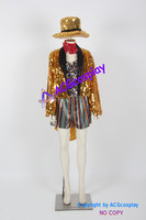 The Rocky Horror Picture Show Columbia Cosplay Costume include hat ACGcosplay
