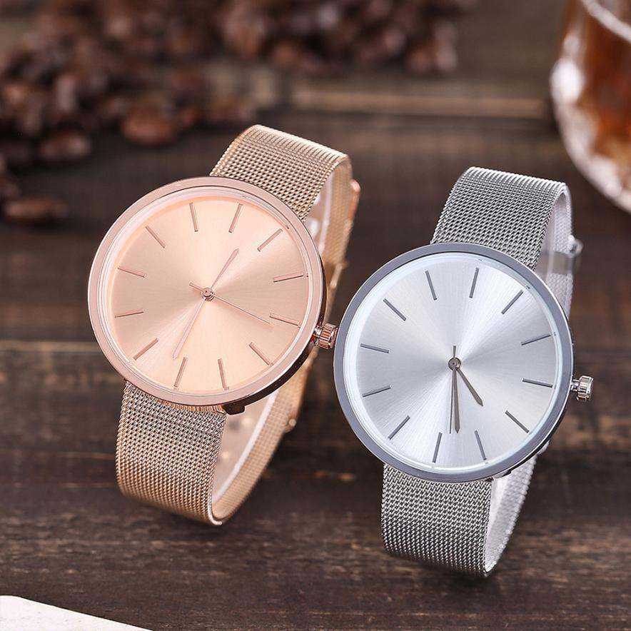 Women Watches Montre Femme Fashion Leather Military Casual Watch Luxury Business Watch Women 18MAY22 стоимость