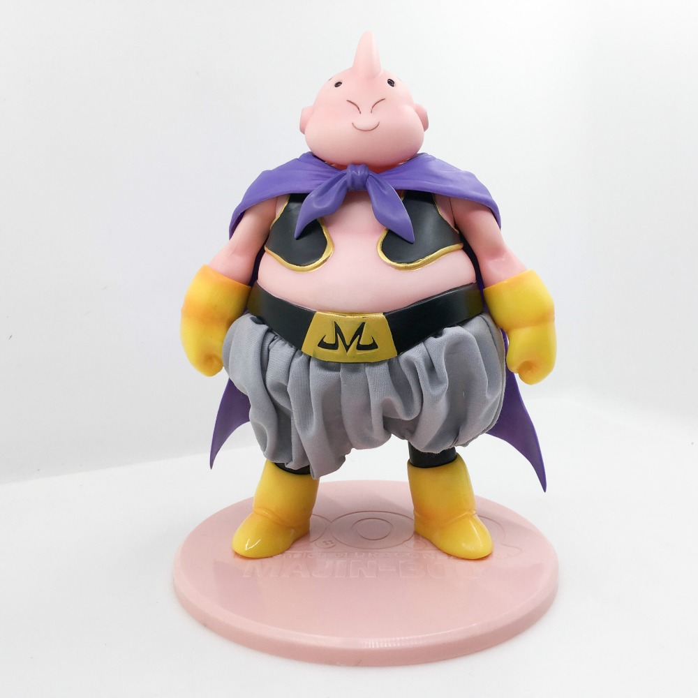 Limited-time Dragon Ball Action Figure 22CM Fat Majin Buu/Boo PVC Anime Model Figures Dolls Toys Boxed Classic Collection LZ0001 patrulla canina with shield brinquedos 6pcs set 6cm patrulha canina patrol puppy dog pvc action figures juguetes kids hot toys