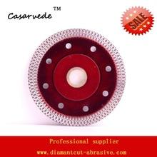 free shippingDC-SXSB01 D105mm super thin diamond ceramic saw blade porcelain cutting blade for cutting ceramic or porcelain tile