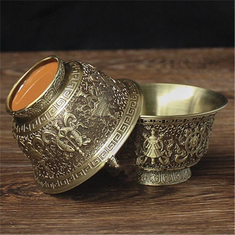 Ութ հանկարծակի նրբագեղ տիբեթական - Տնային դեկոր - Լուսանկար 4