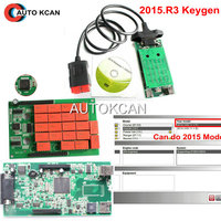 Hot Sale TCS cdp Pro 150 tcs cdp plus 2015.R3 with keygen software for cars trucks diagnostic tool free shipping