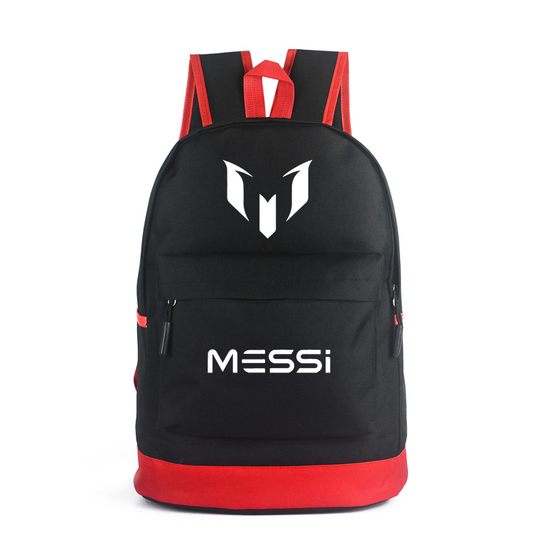 Teenagers School Bags Messi Teen Backpack Men Back Pack Male Bag Kids Gift Backpack Bag Boys