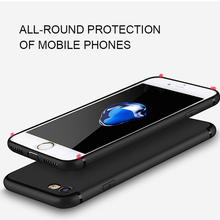 H&A Luxury Back Matte Soft Silicon Case for iPhone