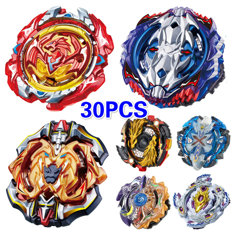 30Pcs/EMS/DHL/FEDX Free Shipping Metal Arena for Beyblade Bayblade Burst Toys Arena Sale With Launcher Spinning Top Bey Blade