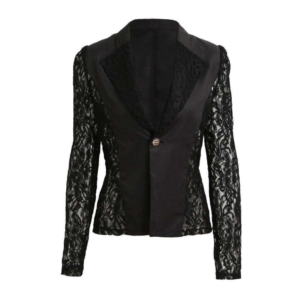 Veste en dentelle grande taille noir ou blanche.noir